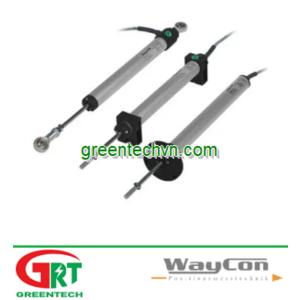 LZW2 | Linear position sensor | Cảm biến vị trí tuyến tính | WayCon Việt Nam