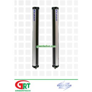 M Slim Body Light Curtain(T type) | Rèm ánh sáng thân mỏng M (loại T) | SmartScan Việt Nam
