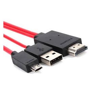 MHL USB HDMI AV TV Cable Adapter-LAPTOP43 CHUYÊN PHỤ KIỆN GIÁ RẺ TẠI ĐÀ NẴNG