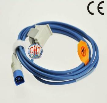 M1192A Philips pediatric finger clip Spo2 Sensor