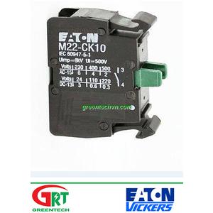 M22-K10 | Eaton M22-K10 | Công tắc nút nhấn | M22-K10 | EatonVietnam