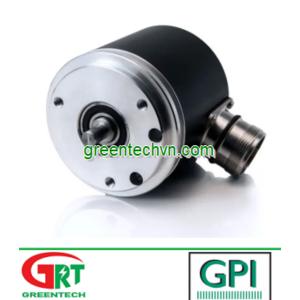 M58   Absolute rotary encoder   Bộ mã hóa quay tuyệt đối   GPI Vietnam