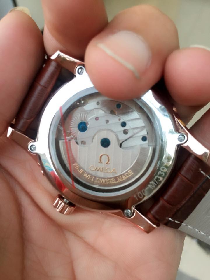 Đồng hồ nam Omega speedmaster hour vison M7730