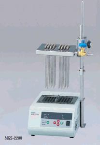 Máy cô mẫu bằng dòng khí nitơ