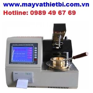 Máy đo điểm chớp cháy cốc hở tự động COC SYD-3536A