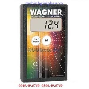 Máy đo độ ẩm vật liệu xây dựng Wagner BI2200