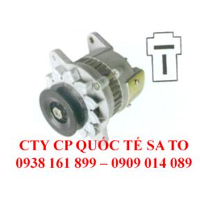 Máy Phát Điện 6D95L