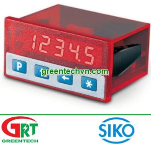Siko MA506   LCD display / 5-digit / 7-segment   Màn hình hiển thị Siko MA506   Siko Vietnam