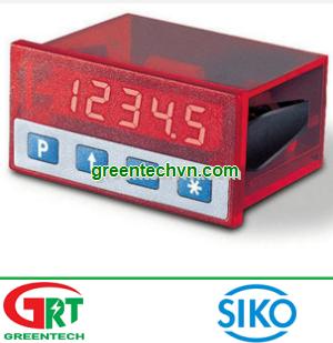 Siko MA508 | LCD display / 5-digit / 7-segment | Màn hình hiển thị Siko MA508 | Siko Vietnam