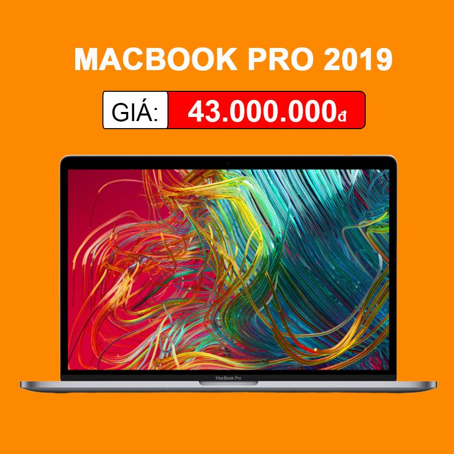 Macbook Pro 2019 i7    Ram 16G/SSD 512G   15.4