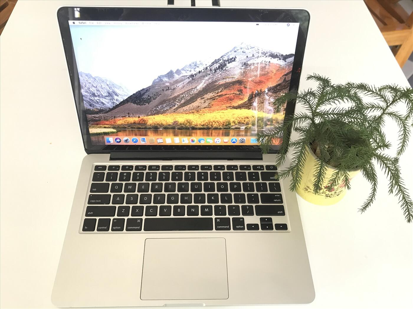 Macbook Pro MF839 || i5~2.7GHz || Ram 8G/SSD 128G || 13.3