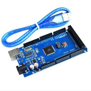 Mạch arduino Mega 2560 chip CH340 + cáp dữ liệu