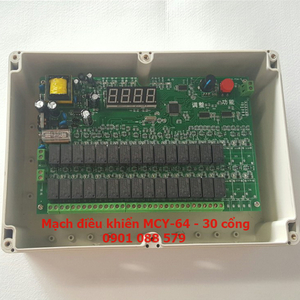 Tổng hợp các loại mạch điều khiển dùng trong hệ thống lọc bụi