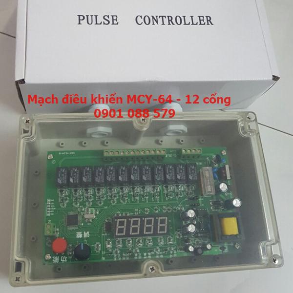 Mạch điều khiển MCY-64 12lines
