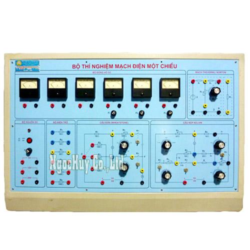 Bộ thí nghiệm mạch điện một chiều