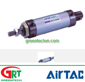Pneumatic cylinder / double-acting / aluminum / stainless steel   MAL series   Airtac Vietnam   Khí