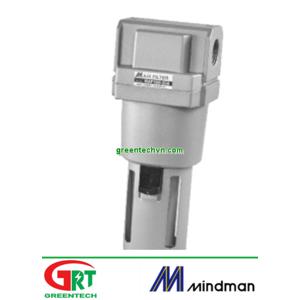 MAL500-20A   Bộ lọc khí nén tách dầu   Mindman Vietnam