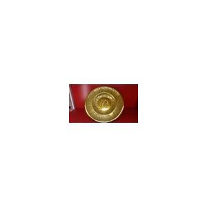 Mâm bồng bằng đồng vàng