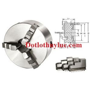 Mâm cặp 3 chấu tự định tâm K11-80 đường kính 80mm