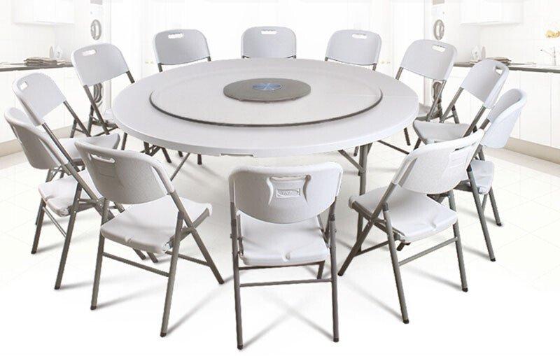 Mâm xoay bàn ăn giá rẻ - Tuấn Nguyễn