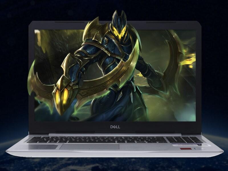 Dell Inspiron 5570 (Core i7-8550U   Ram 8GB   HDD 1TB   15.6 inch FHD   AMD Redeon 530)