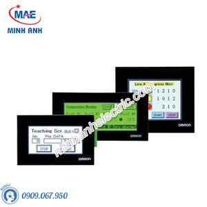Màn hình điều khiển - HMI - Model NV loại cảm ứng màu nhỏ