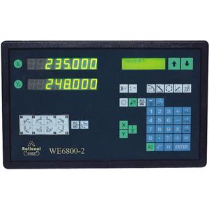 Màn hình hiển thị thước quang 2 trục WE6800-2