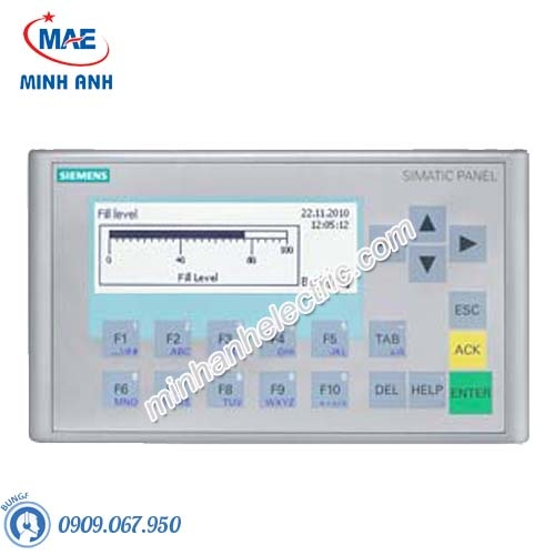 Màn Hình HMI KP300 BASIC MONO PN - Model 6AV6647-0AH11-3AX0