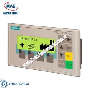 Màn Hình HMI OP 73MICRO - Model 6AV6640-0BA11-0AX0