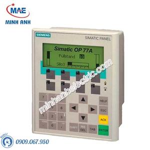 Màn Hình HMI OP77A - Model 6AV6641-0BA11-0AX1
