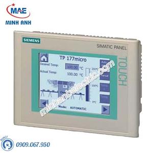Màn Hình HMI TP 177MICRO - Model 6AV6640-0CA11-0AX1