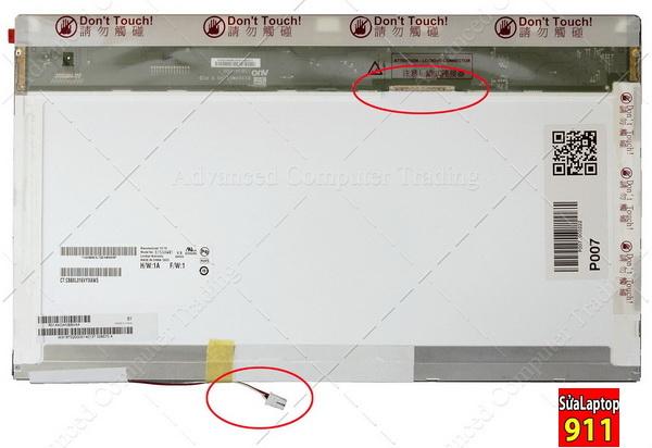thay màn hình laptop sony PCG-7184L