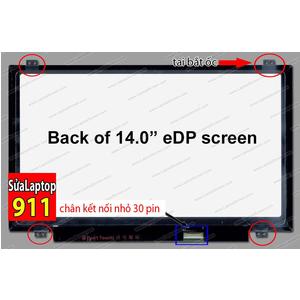 màn hình laptop asus Pro B8430U full HD