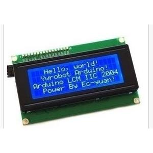 Màn hình LCD2004 Xanh Dương