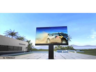 Màn hình P6.67Outdoor SMD Full Color 320*160mm LED Module
