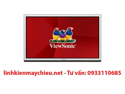 MÀN HÌNH TƯƠNG TÁC THÔNG MINH VIEWSONIC CDE7561T
