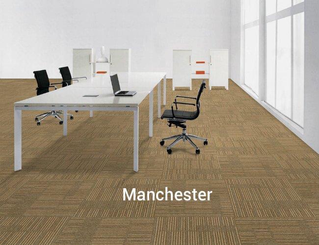 Thảm Gạch Manchester