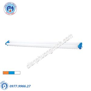 Máng đèn đôi 1,2m siêu mỏng - Model FLC-420B