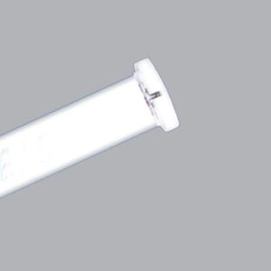 Máng đèn siêu mỏng 1 bóng 0.6m chân xanh dương - EBT 118/BL