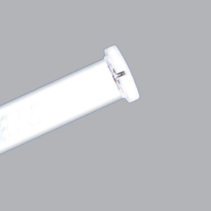 Máng đèn siêu mỏng 1 bóng 1.2m chân xanh dương