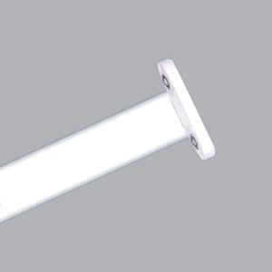 Máng đèn siêu mỏng 2 bóng 1.2m chân xanh dương - EBT 236/BL
