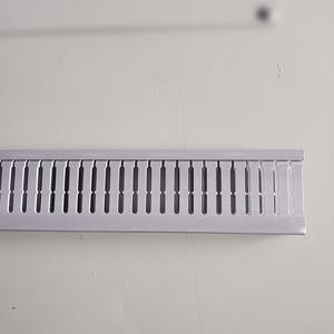 Máng nhựa đi dây điện 60x60 màu ghi đẹp