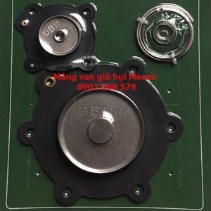 Màng van giũ bụi Mecair DB114 Diaphragm seal Solenoid Pulse Valves