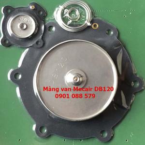 Màng van giũ bụi Mecair DB120-DB16 Diaphragm seal Solenoid Pulse Valves