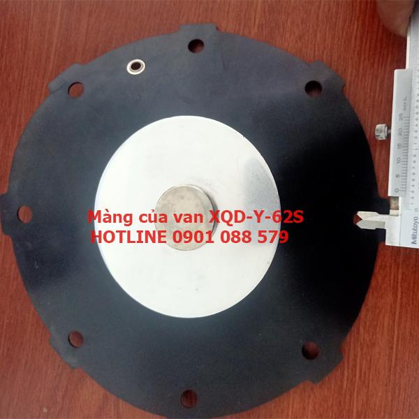 kích thước Màng van rũ bụi Y-62S Diaphragm seal Solenoid Pulse Valves