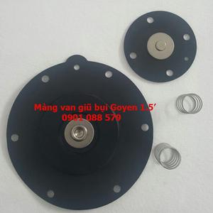 Màng van giũ (rũ) bụi Goyen 1.5' CA45T010-300| Diaphragm seal Solenoid Pulse Valves