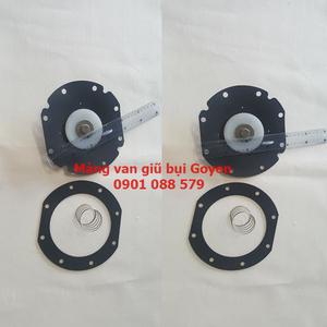 Màng van giũ (rũ) bụi Goyen  Diaphragm seal Solenoid Pulse Valves