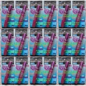 Mascara Maybelline Volum' Express® Falsies Flared™ Washable (Made in USA) - 0902966670 - 0933555070