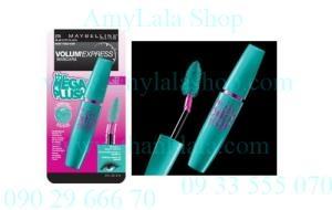 Mascara Maybelline Volum' Express® MegaPlush (Made in USA) - 0933555070 - 0902966670 :