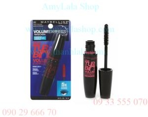 Mascara Maybelline Volum' Express® Turbo Boost™ Washable (Made in USA)- 0933555070 - 0902966670 :
